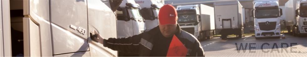 truck drivers europe