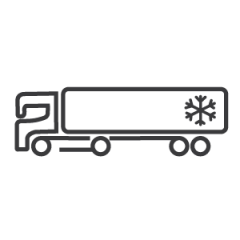 Thermoregulated trailer