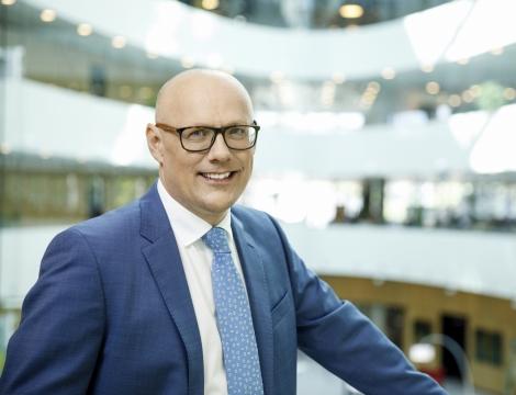 Chief Communications Officer Kristian Kaas Mortensen